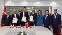 Bakan Selçuk Adana'da Üç Okulun Protokol İmza Törenine Katıldı