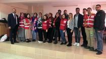 Başkan Saygılı'dan Gençlere 'Kızılay'a Gönüllü Olma' Çağrısı