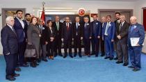Vali Demirtaş, 'Muhasebeciler Önemli bir görevi ifa ediyor'