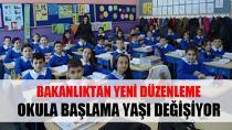 Milli Eğitim Bakanı Açıkladı...