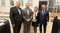 CTB Kıbrıs'ta Adana'yı temsil etti...