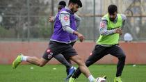 Adanaspor Zorlu Maça Hazırlanıyor!