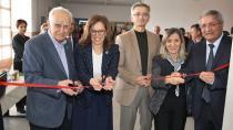 Fen Edebiyat Fakültesi Ek Hizmet Binası Açıldı