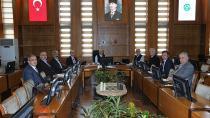 Üniversite Hastaneleri Toplantısı Adana'da Yapıldı