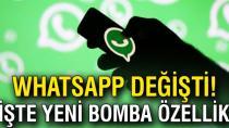 WhatsApp'ın bomba özelliği bugün ortaya çıktı
