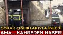 Adana'da Evde Çıkan Yangında 1 Çocuk Öldü