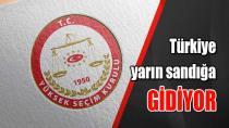 Adana'da 1,5 milyondan fazla seçmen bulunuyor