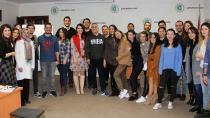 Akademi öğrencilerinden şirket yapılanması