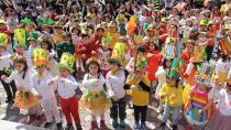 Erkan'da Portakal Çiçeği Karnavalı...