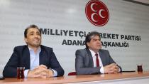 Adana'da Cumhur İttifakı'ndan 'Birlik Beraberlik' Mesajı
