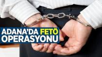 Adana merkezli  10 ilde büyük operasyon! Çok sayıda gözaltı var