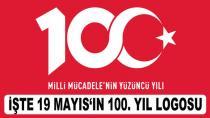 100'üncü yıl logosu belirlendi...