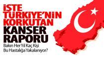 Türkiye'de korkutan kanser raporu!