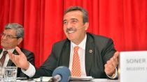 Başkan Çetin 'Örnek' Alındı...