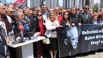 Kılıçdaroğlu'na saldırı Adana'da protesto edildi...
