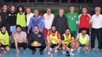 Adana Veteran Hentbolcular Eskişehir'e hazır