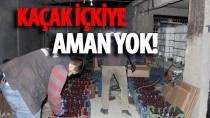 Adana'da Kaçak İçki Operasyonu...