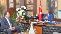 Başkan Çetin'den amatör sporculara tam destek!