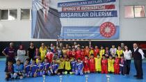 Müsabakalar Sonunda Anadolu Ortaokulu Şampiyon Oldu