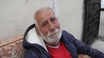 Otobüsten Zorla İndirilen Yaşlı Adamın Gözyaşları