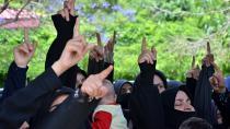 Furkan Vakfı Davası Sonrası Yürüyüş Yapan Gruba Müdahale