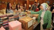 Beyhan Demirtaş, 'Bir Kitap, Bir Bilet'e Destek Verdi