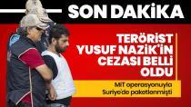 Nazik 53 Kez Ağırlaştırılmış Müebbet Hapis Cezasına Çarptırıldı