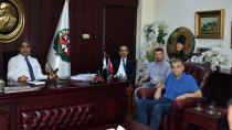 Adana Barosu Prof. Dr. Haluk Savaş'a destek verdi...