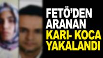 Fetö'den Aranan Çift, Hücre Evinde Evinde Yakalandı