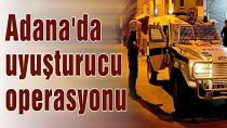 Adana polisi uyuşturucu satıcılarına göz açtırmıyor!