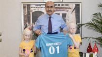 'Engelli çocukların spor faaliyetleri desteklenecek'