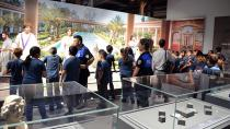 Emniyetten Öğrencilere Müze Gezisi...