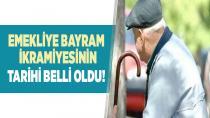 Emeklilere bayram ikramiyesinin ödeneceği tarih belli oldu!