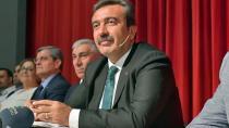 """Soner Çetin, """"Türkiye için el ele vermeliyiz"""""""