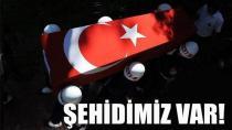 Azez'deki TSK üssüne saldırı! 1 asker şehit, 4 asker yaralı