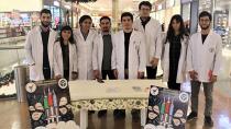 Eczacılık Fakültesi Öğrencilerine Poster Birincilik Ödülü