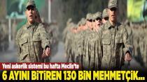 Yeni askerlik sisteminde flaş gelişme: Haftaya erken terhis