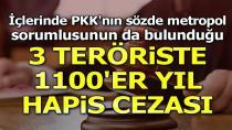 Adana Valiliğine bombayla saldıranlara ceza yağdı