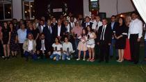 TSYD 'Sporda Başaranları' Ödüllendirdi...