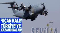 A400M uçaklarının Türkiye'ye teslimatı sürüyor