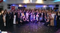 Güney Rotary'de yeni başkan Berkan Karataş oldu!