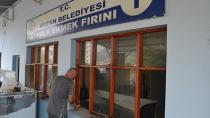 Kozan Belediyesi Ekmek Fabrikası Yenileniyor!