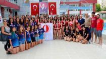 Türkiye Su Topu Final müsabakaları Adana'da Yapıldı
