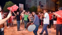 Ceyhan'da Ekrem İmamoğlu sevinci sokaklara taştı