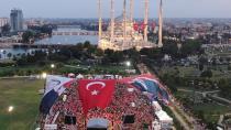 Adanalı 15 Temmuz 'Demokrasi ve Milli Birlik Günü'ne Sahip Çıktı