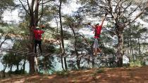 Büyükşehir'den gençlere doğal yaşam terapisi