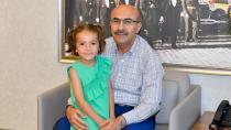 Vali Demirtaş, şehit aileleri ve yakınlarını ağırladı...