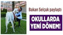 Milli Eğitim Bakanı Ziya Selçuk paylaştı