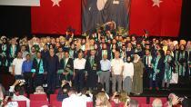 İlahiyat Fakültesi 2019 Yılı Mezunlarını Uğurladı