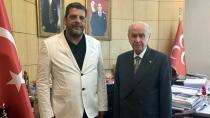 MHP'li Akbaş'tan Hüseyin Sözlü'ye Sert Suçlama!